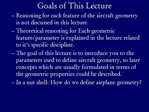 Page 5 of Goals of this Lecture
