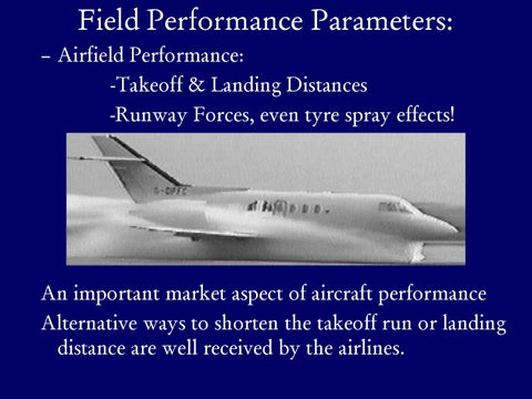 Page 15 of Field Performance Parameters