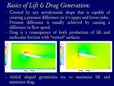 Page 11 of Basics of Lift & Drag Generation
