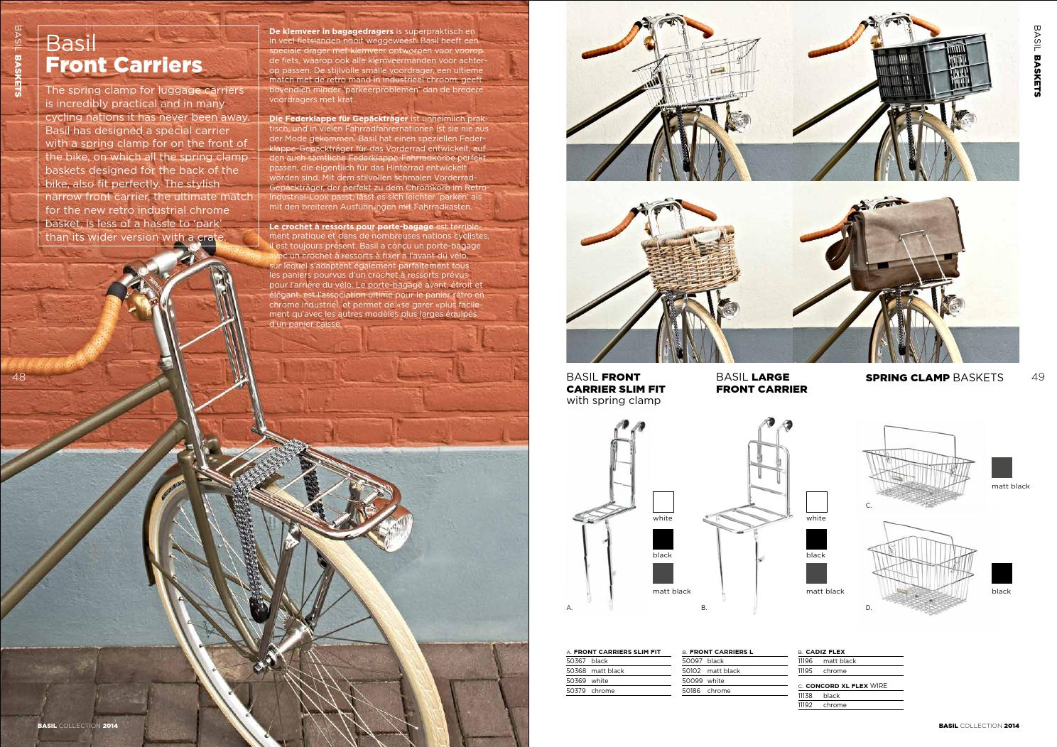 Basil brochure 2014 def by basil bv
