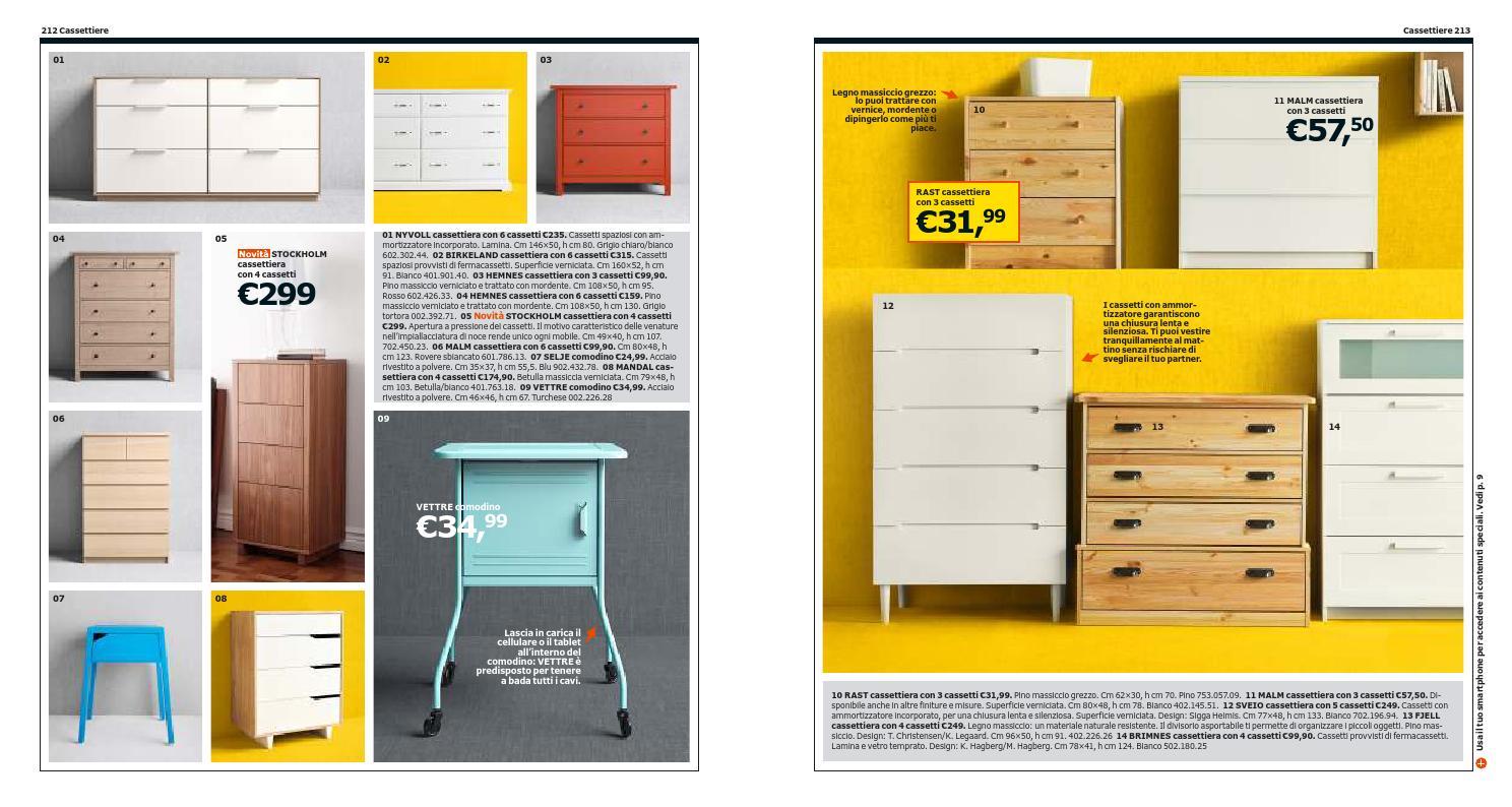Ikea italia catalogo 2013 2014 by issuu - Ikea catalogo cassettiere ...