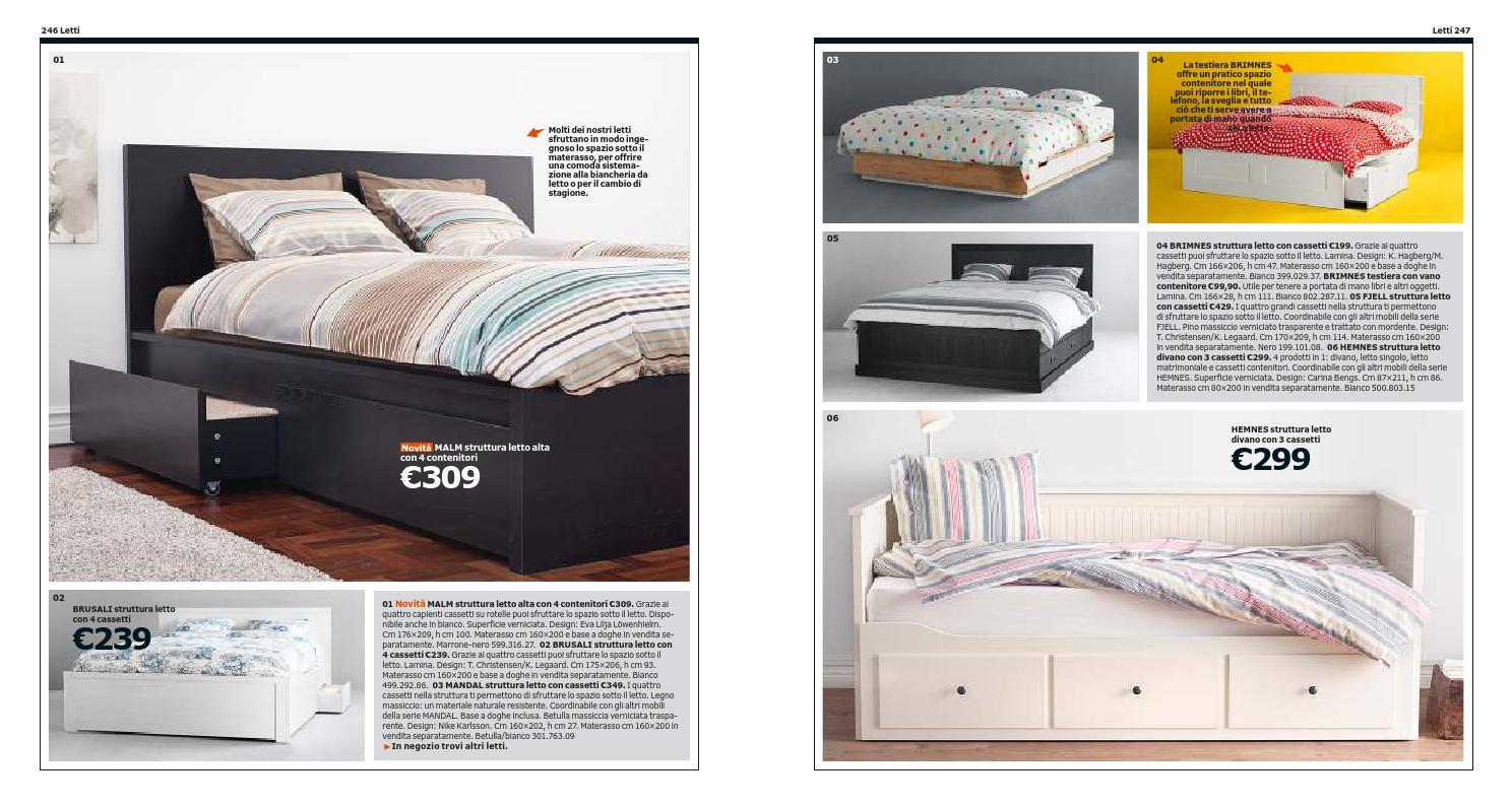 Cassetti Contenitori Sotto Letto : Ikea italia catalogo 2013 2014 by catalogopromozioni.com issuu