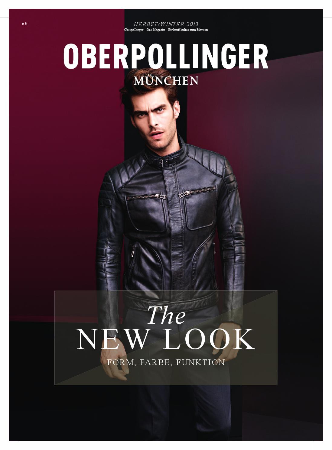 Oberpollinger The NEW LOOK by KaDeWe Berlin issuu