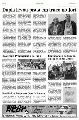c3d98a62b3c Edição 1639 - 03 08 2013 by Jonathan Domingues - issuu