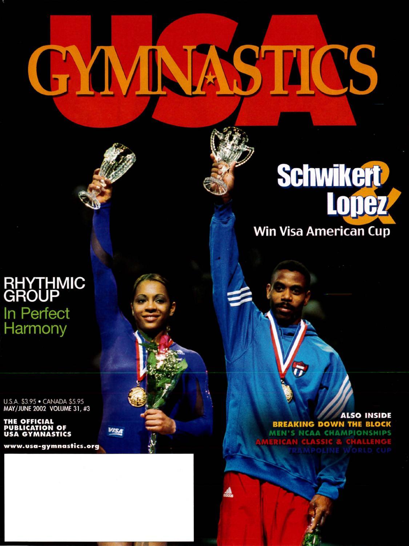 USA Gymnastics - May/June 2002 by USA Gymnastics - issuu