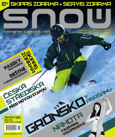 589f9cf9c7a SNOW 68 - říjen 2012 by SNOW CZ s.r.o. - issuu