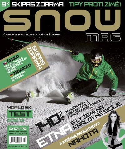 SNOW 72 - prosinec 2012 by SNOW CZ s.r.o. - issuu cd353d92b3