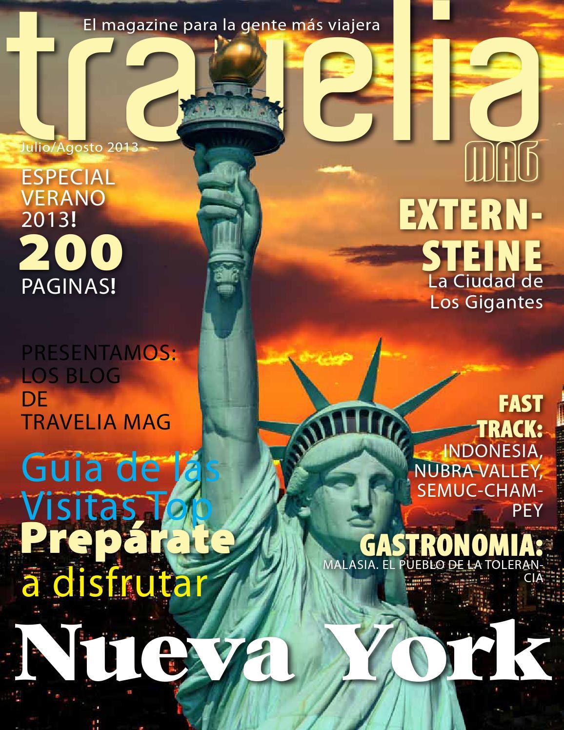 Travelia Mag 7 NYC by Travelia Mag - issuu