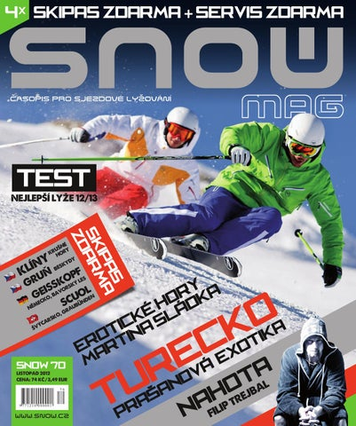 Snow 70 - listopad 2012 by SNOW CZ s.r.o. - issuu d42d6c02b2
