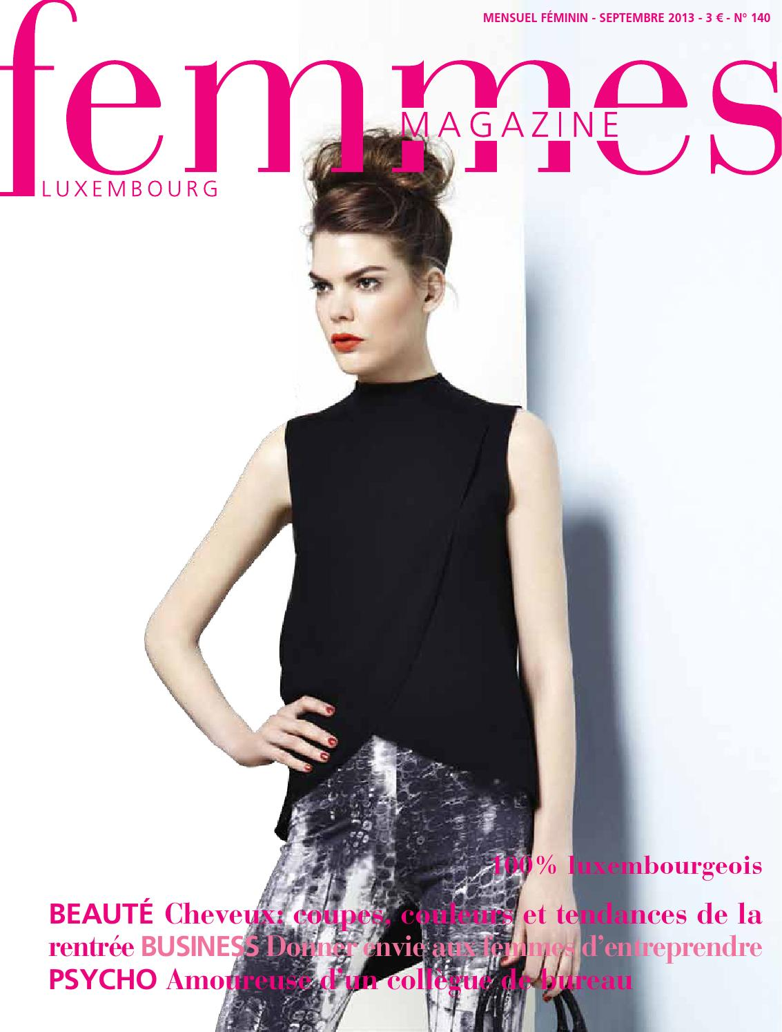 25a60af681cd Femmes Magazine 140 - septembre 2013 by alinea communication - issuu