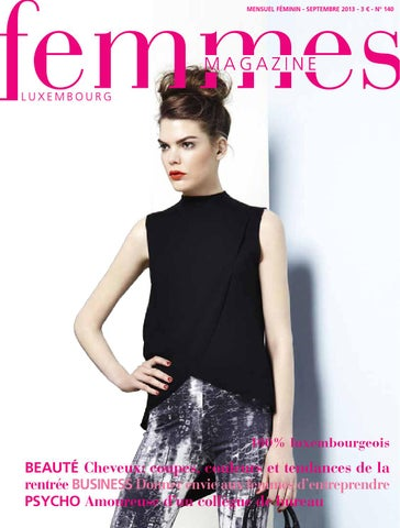 Femmes Magazine 140 - septembre 2013 by alinea communication - issuu b319099014d9