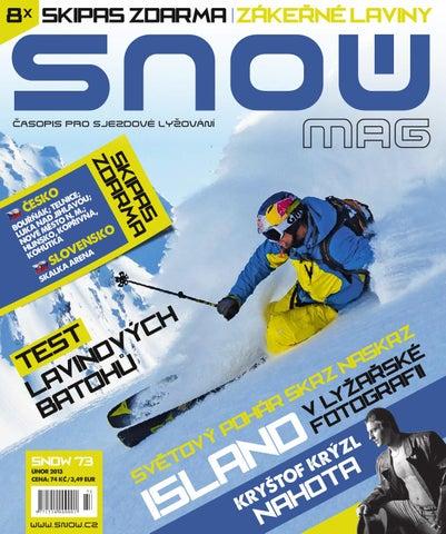 be8d6df903d Snow 73 - únor 2013 by SNOW CZ s.r.o. - issuu