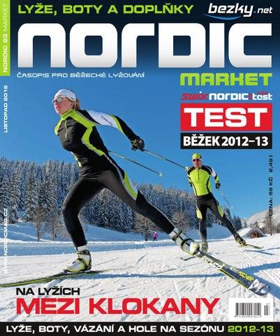 NORDIC 23 Market 2012 - běžky a vybavení by SLIM media s.r.o. - issuu 6bbe213db8
