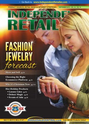 Independent Retailer 09-13
