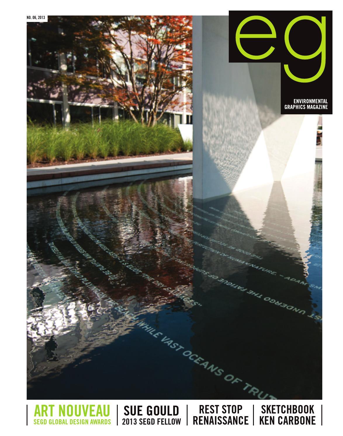 Eg magazine 06 by segd issuu nvjuhfo Image collections