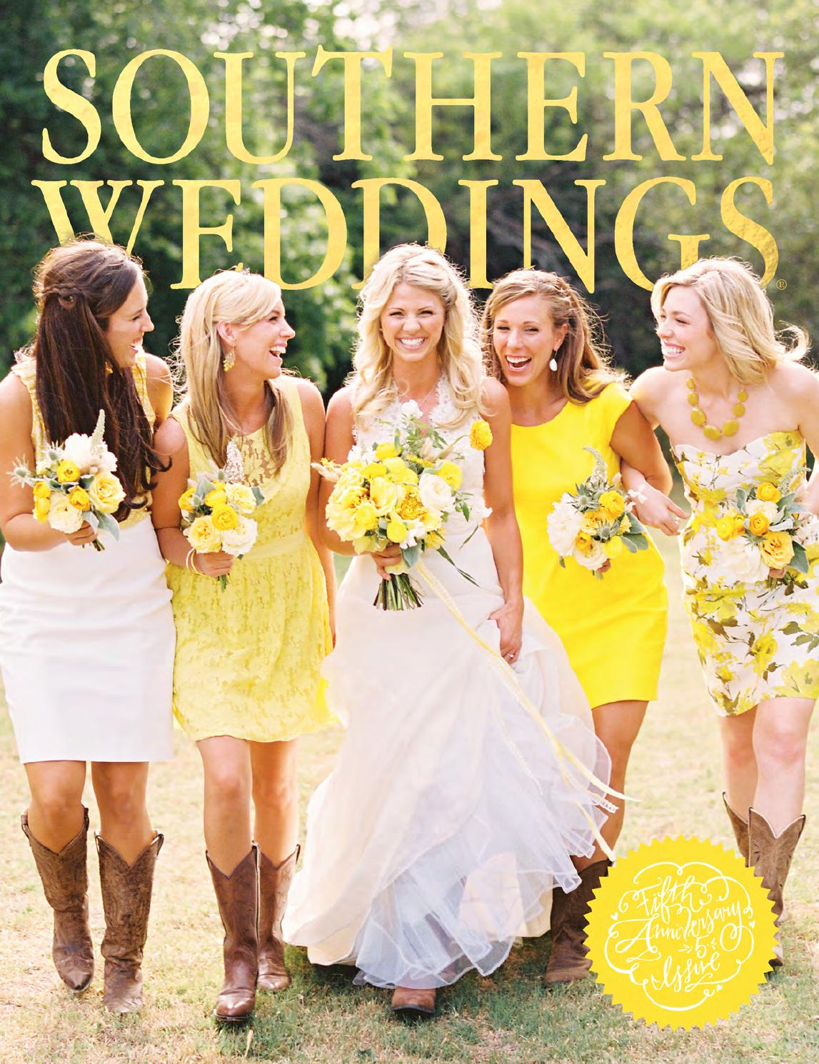 Southern Weddings V5 By