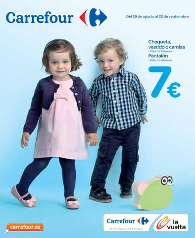By Septiembre Catalogo Issuu Bebe Carrefour 2013 Online x0wgSn