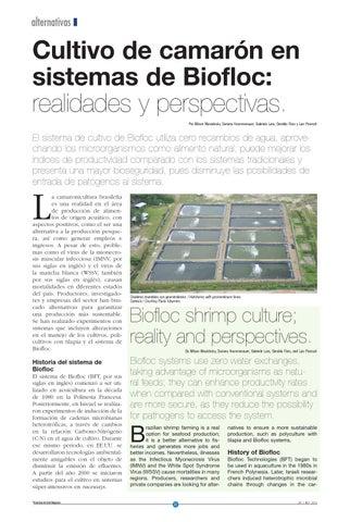 PANORAMA ACUICOLA SEPTIEMBRE-OCTUBRE Vol  18 No 6 by Design