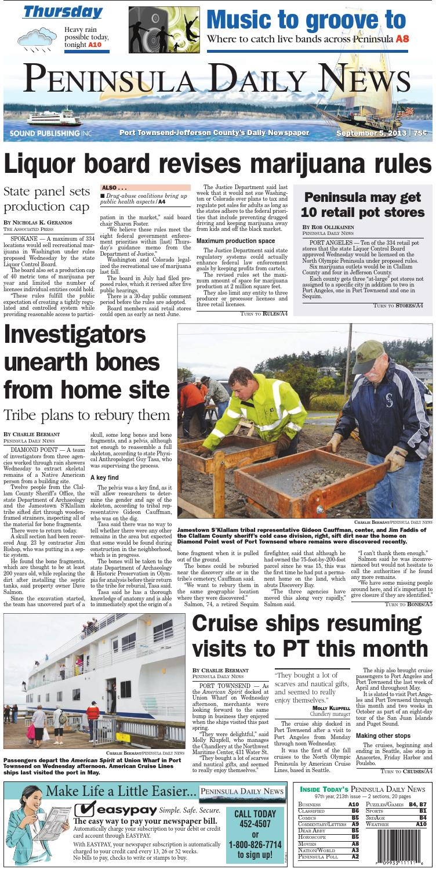 PDN20130905J by Peninsula Daily News & Sequim Gazette - issuu