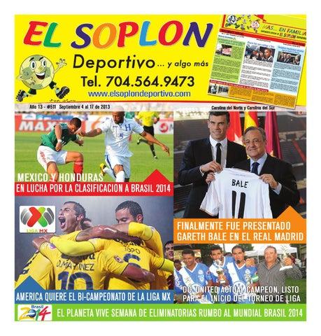 ce0f8209 Soplon511 by El Soplon Deportivo - issuu