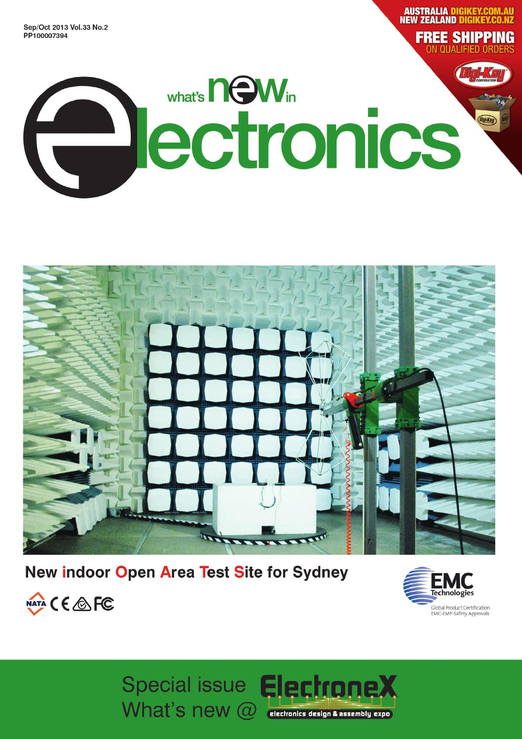 What\'s New in Electronics Sep/Oct 2013 by Westwick-Farrow Media - issuu