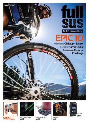 Full Sus April Issue - Vol 1 by Full Sus  MTB - issuu 31afd0ddd
