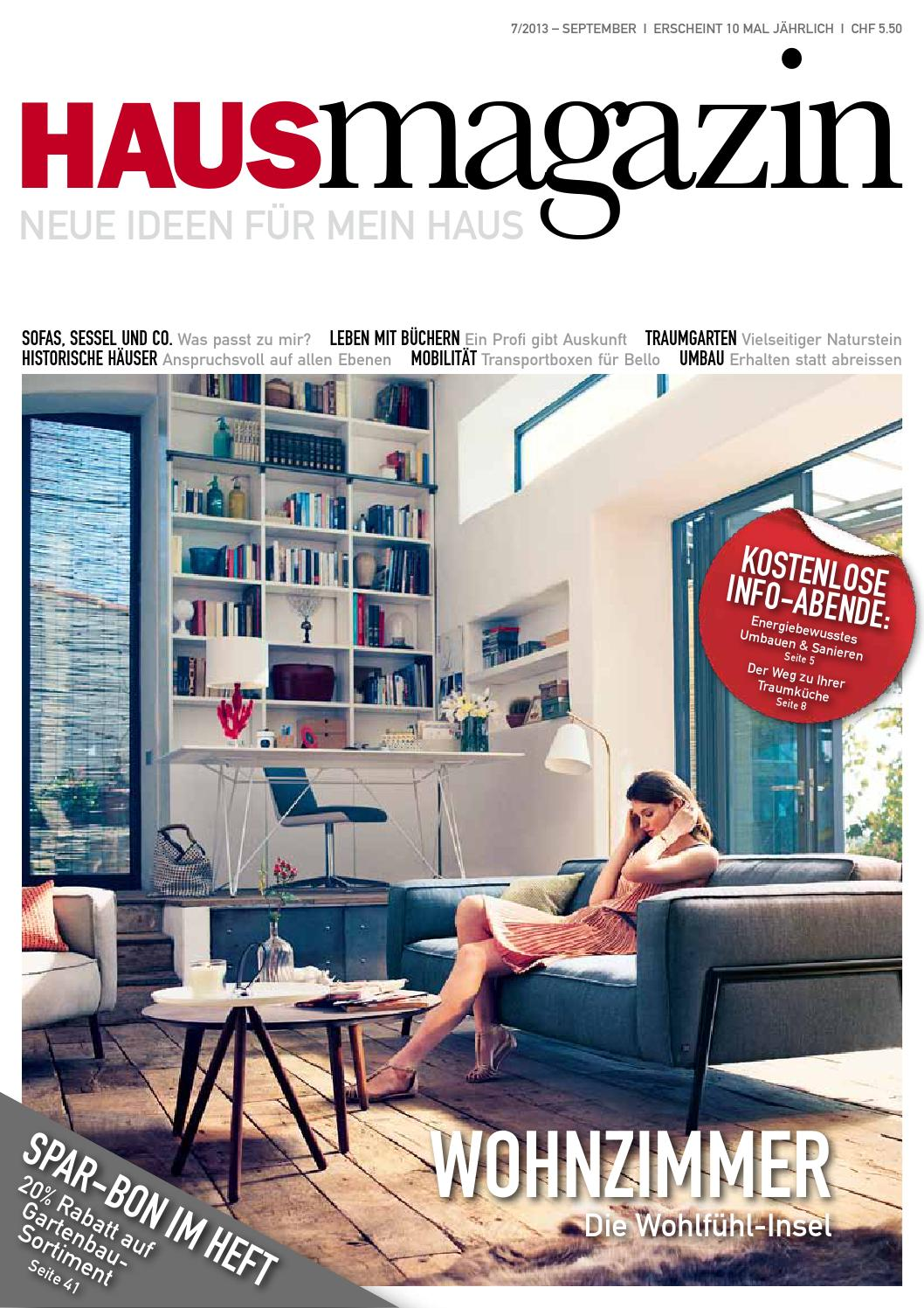 Hausmagazin September 13 by HAUS MAGAZIN - issuu