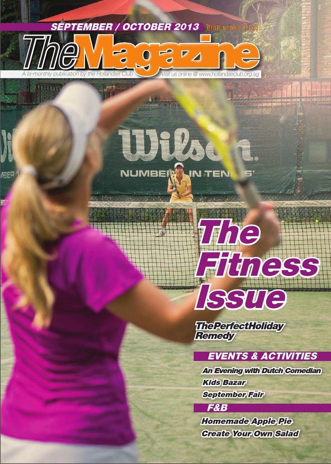 Hollandse Club Magazine September October  By Hollandse Club