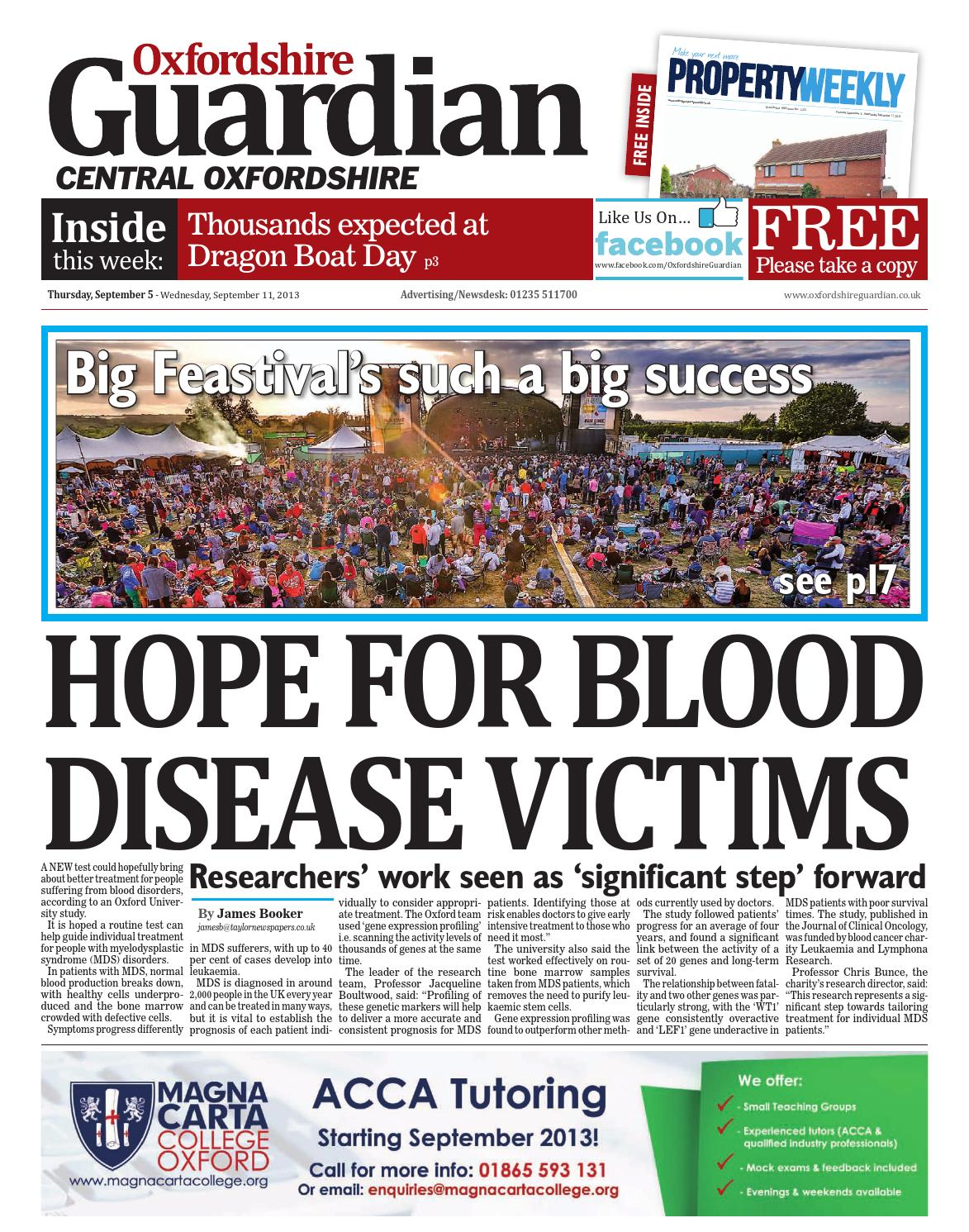 Wk36 oxfordshire guardian central by taylor newspapers issuu fandeluxe Image collections