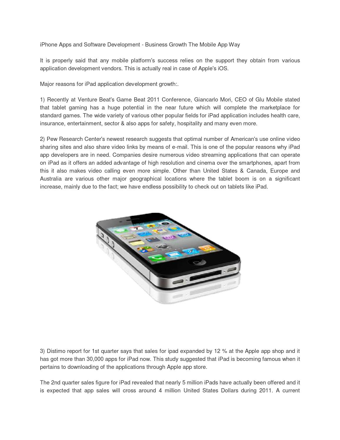 iphone web development by Cheijoyo - issuu