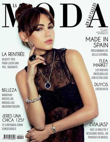 LA MODA EN LAS CALLES 52 by EDIMODA - issuu 4739c6ec85c5