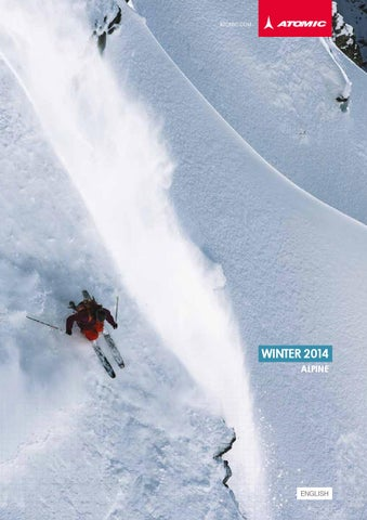 0ba5645688e57 Atomic Apine Catalog 2014 by snowsport snowsport - issuu