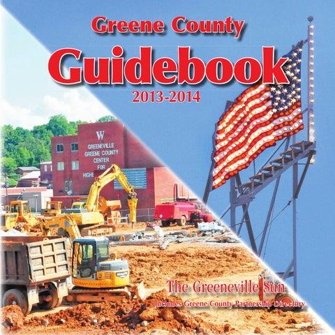 37bdbba2d2f0 Guidebook2013 by The Greeneville Sun - issuu