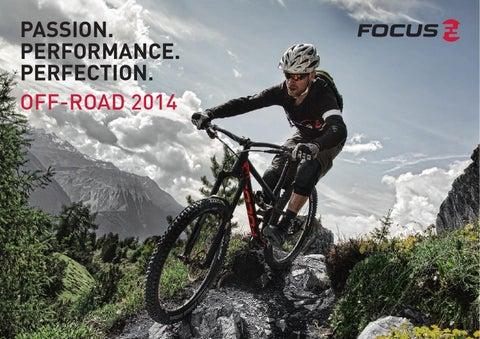 Focus bikes off road 2014 brochure by Derby Cycle - issuu ff3595ecf