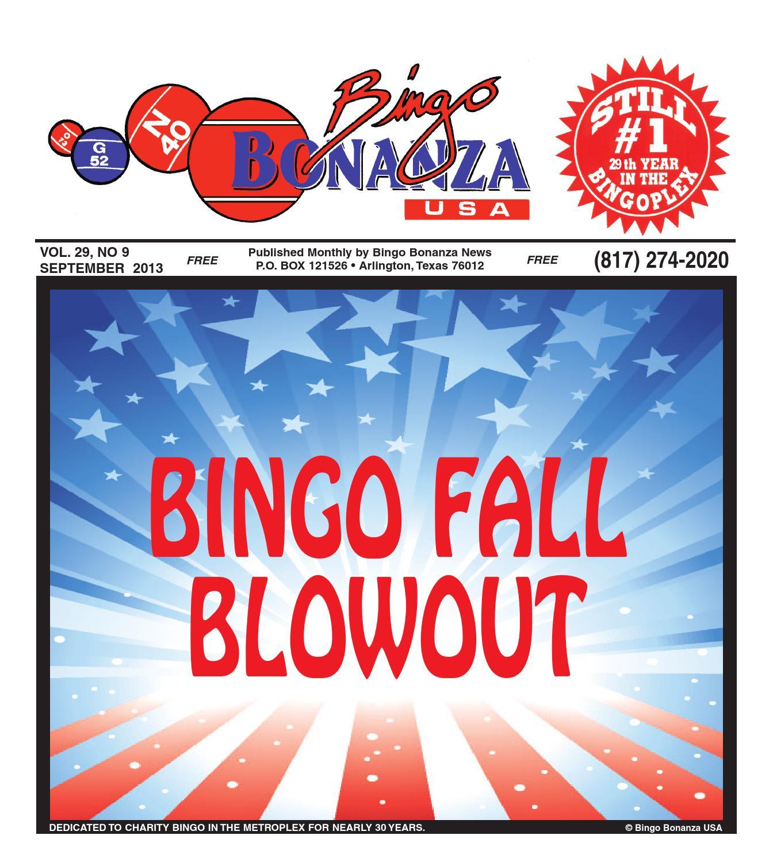 Bingo Bonanza Usa