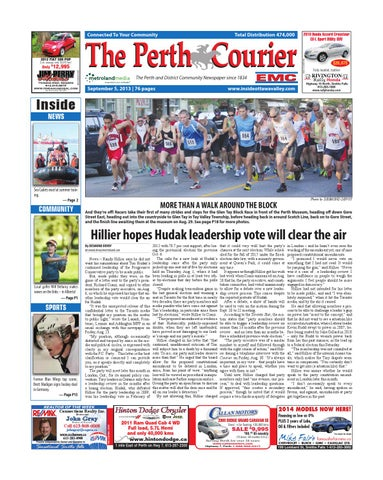 Perth090513 by Metroland East - The Perth Courier - issuu f551ccd8ccaa5