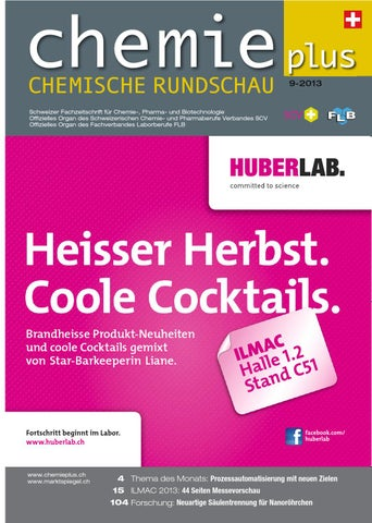Chemieplus 09 2013 by AZ Fachverlage AG - issuu