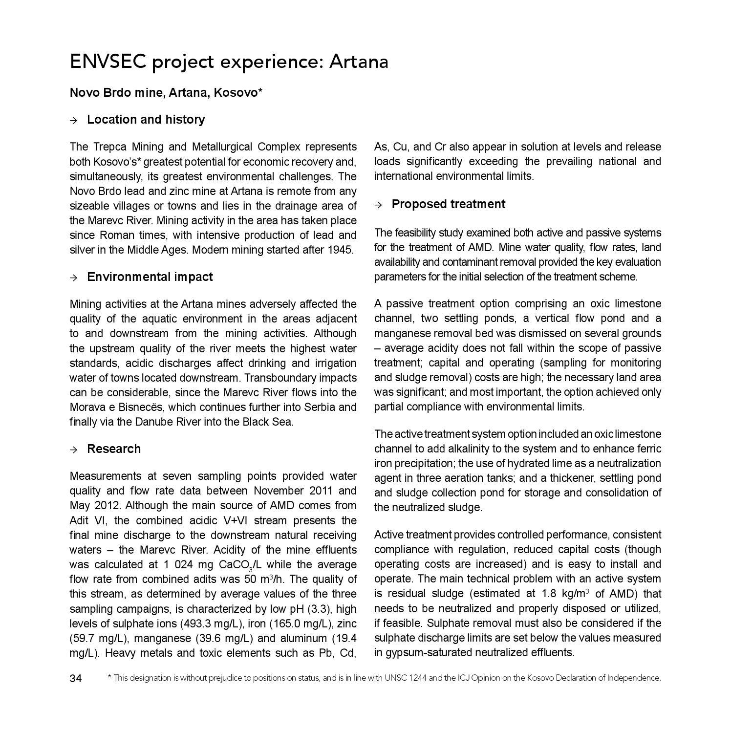 Mining see ebook by Zoï Environment Network - issuu