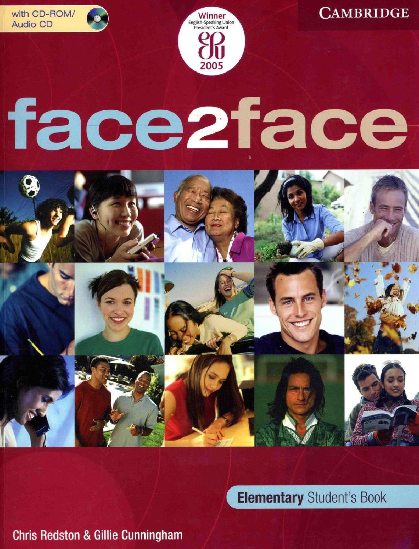 Face to face elementary pdf скачать бесплатно
