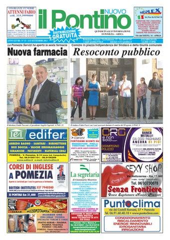 f7c803bbb5 Il pontino nuovo n. 15-2013 by Il Pontino Nuovo, Aprilia - Il ...
