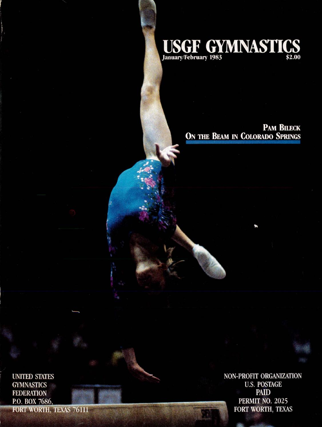 usgf gymnastics january february 1983 by usa gymnastics issuu