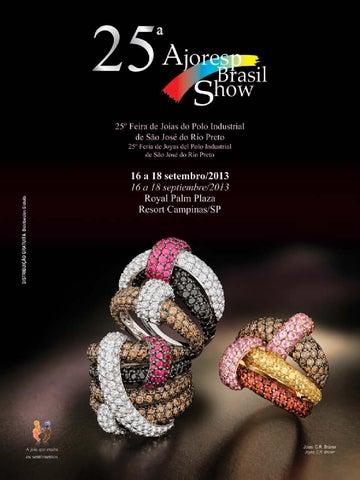 f22ac3b73d1 Catálogo 25ª Ajoresp Brasil Show by Prieto   Associados - issuu