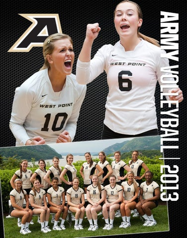 2013 Army Volleyball Guide