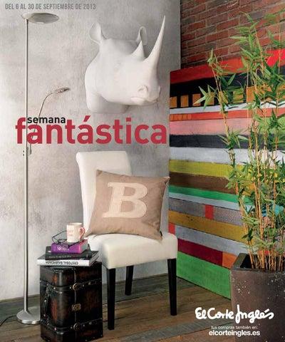 Semana fantastica el corte ingles hogar by milyuncatalogos.com   issuu