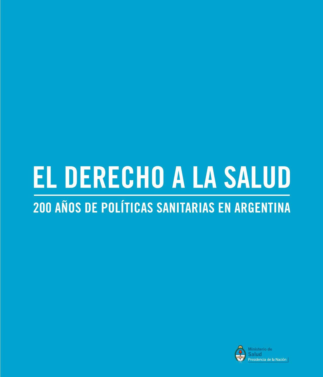 El Derecho a la Salud by Cafeimagen - issuu
