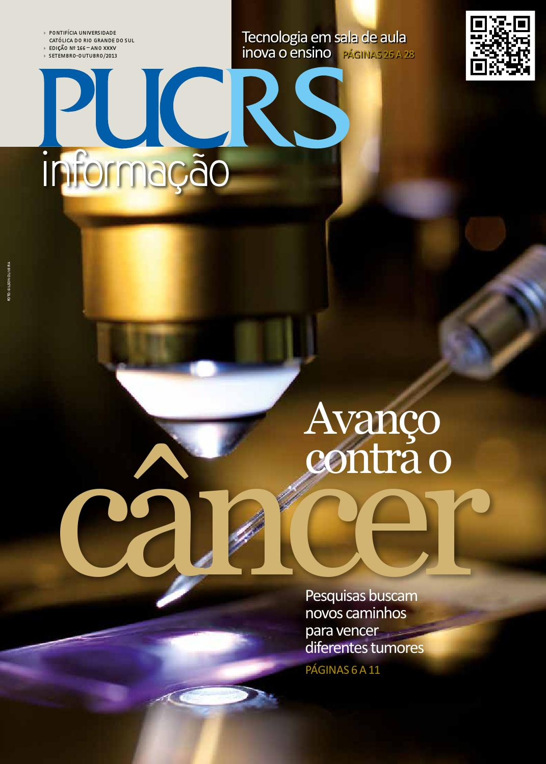 Revista pucrs informao n 166 by pucrs issuu fandeluxe Image collections