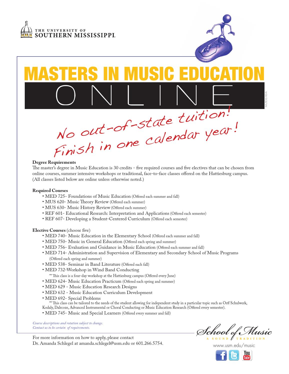 By Photo Congress || Online Masters In Music History