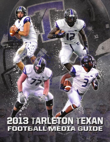 Football 2013 by Tarleton State Athletic Communications - issuu 99f8b9edf