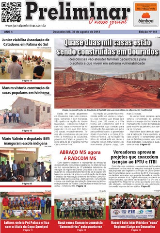 81f6d8be83 Edicao141juntas by Jornal Preliminar - issuu
