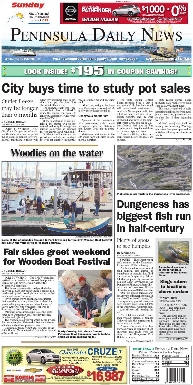 Pdn20130908j By Peninsula Daily News Sequim Gazette Issuu Wiring Money From Usaa